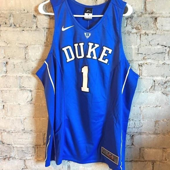 8193ffc0ae56 Nike Men s Duke Blue Devils Hyper Elite Basketball